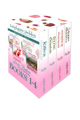 Lexy Baker Cozy Mystery Series Boxed Set Vol 1 (Books 1 – 4)